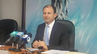 Gustavo Picado, gerente Financiero de la CCSS. CRH