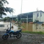 47 personas en albergue por inundaciones en Matina